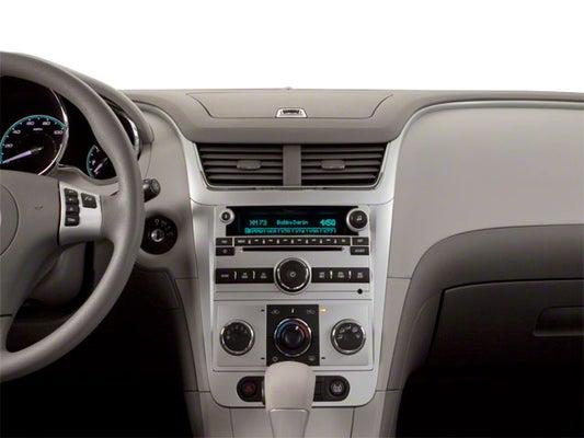 2012 Chevrolet Malibu Ls W 1fl