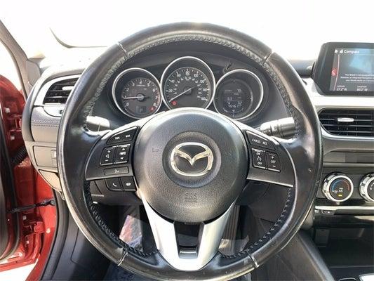 2016 Mazda6 i Sport
