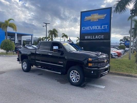Wallace Chevrolet Stuart Fl >> 2019 Chevrolet Silverado 3500hd Ltz In Stuart Fl West