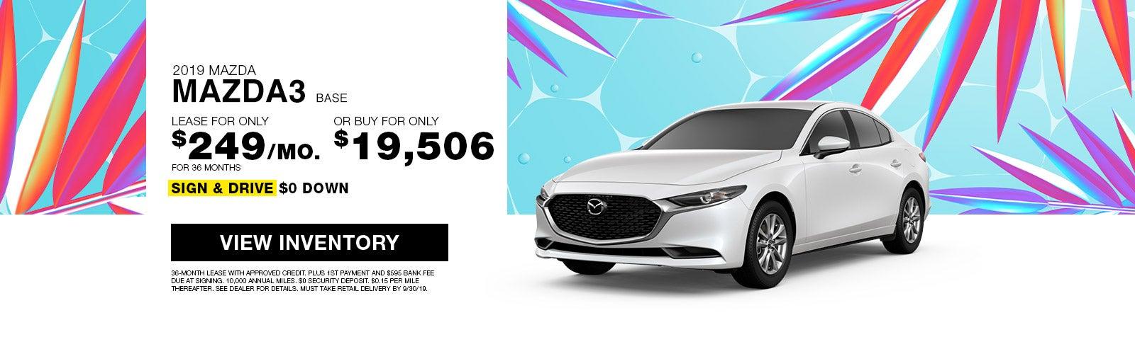 Mazda Dealer in Stuart, FL | Used Cars Stuart | Wallace Mazda